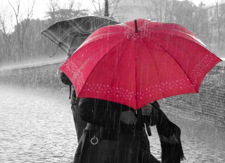 женщине приснилня дождь