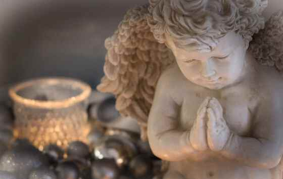 весточка от ангела-хранителя